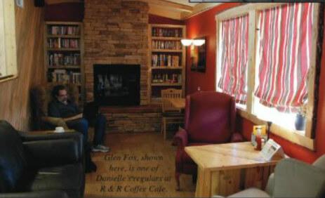 R&R Coffee: Fire survivor at heart of community restoration