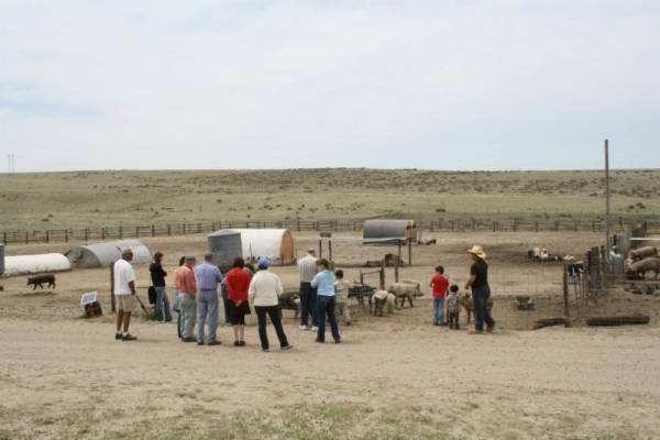 Ranch hosts spring open house, tour and cookout May 2-3