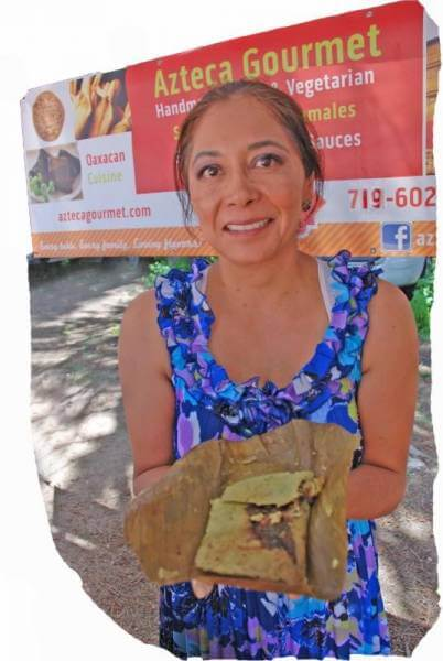 Azteca Gourmet introduces beef tamales