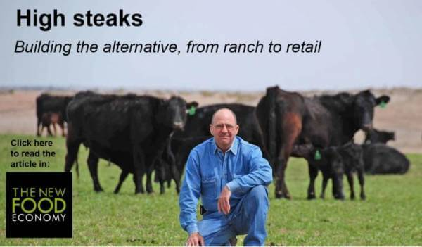 High Steaks – Building the alternative, from ranch to retail