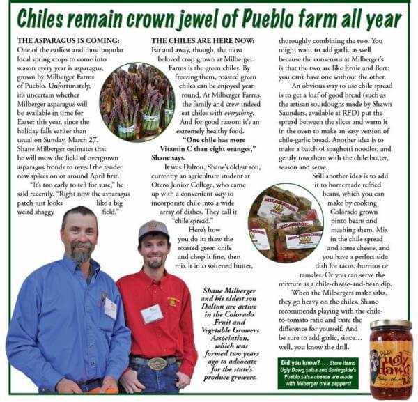 Chiles remain crown jewel of Pueblo farm all year long