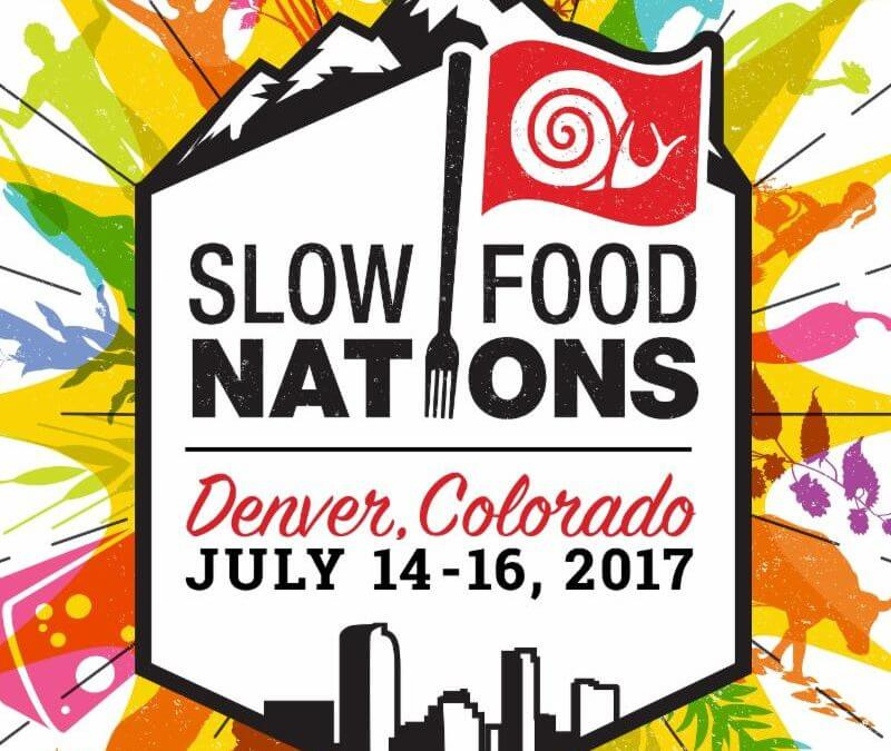 Coming soon: Slow Food Nations festival in Denver